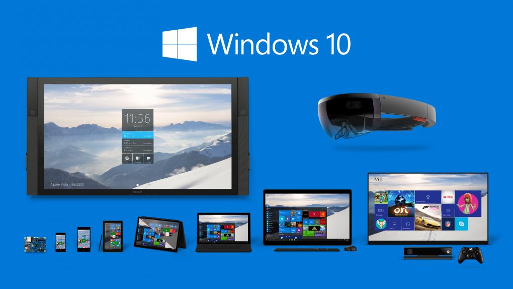 Windows 10 operacinės sistemos perrašymas, atnaujinimas
