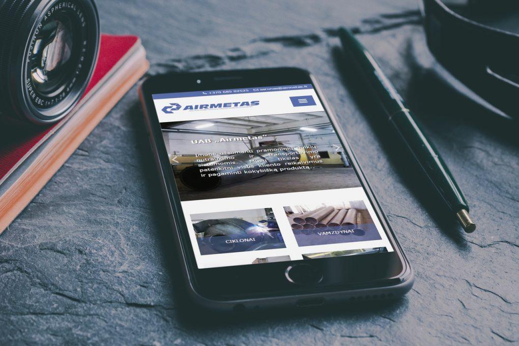 AIRMETAS SVETAINES PRITAIKYMAS MOBILIEMS TELEFONAMS GPSOFT.LT